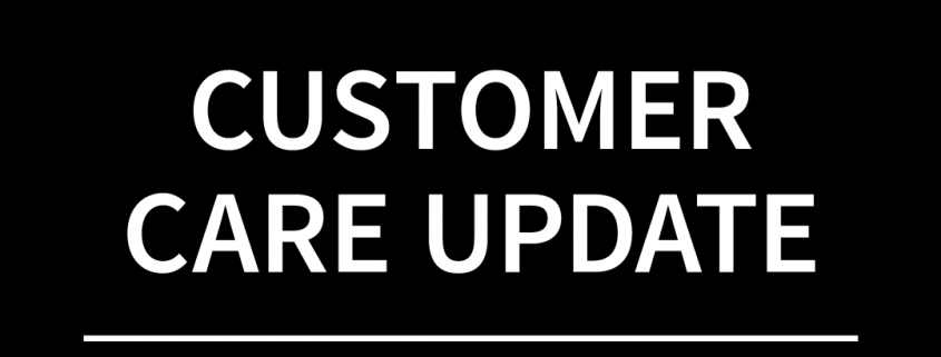 Customer Care Information